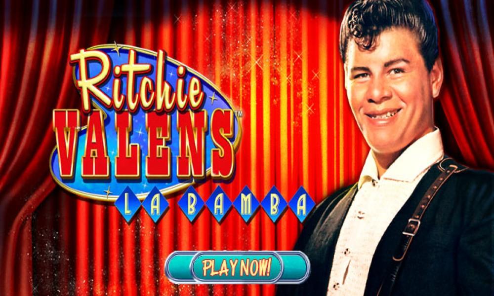 Ritchie Valens La Bamba play now