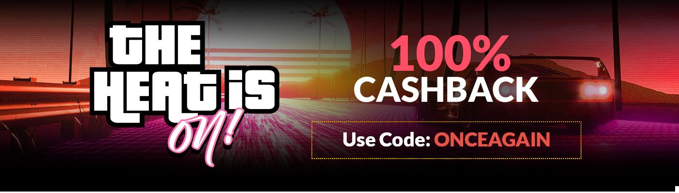 100% cashback claim now