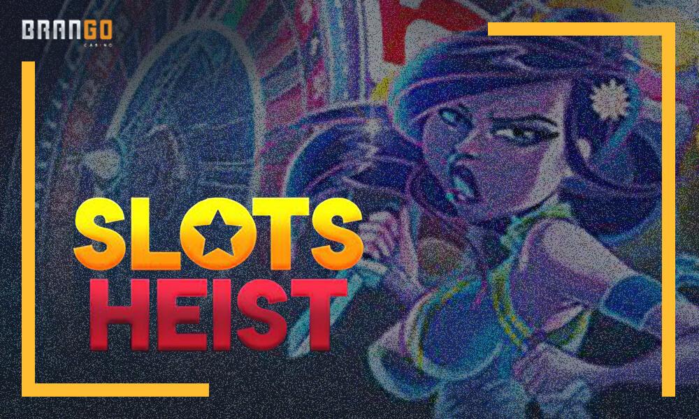 slots heist tournament