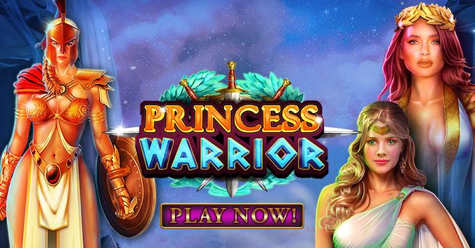 Princess Warrior play now