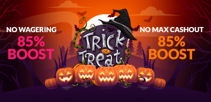 Trick or treat promotion play now