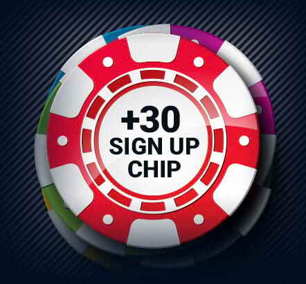 +30 SIGNUP CHIP
